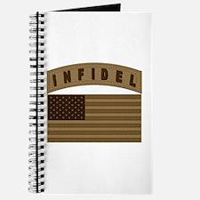 Desert US Infidel Patch Journal