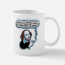 Shakespeare Love Fumes Mug