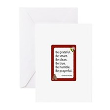 Funny Latter day saints Greeting Cards (Pk of 20)