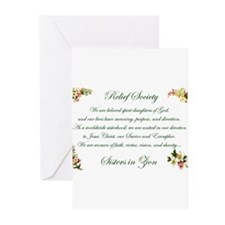 Cute Latter day saints Greeting Cards (Pk of 20)