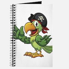 Pirate-Parrot Journal