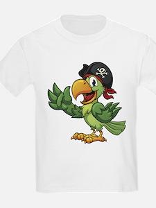 Pirate-Parrot T-Shirt