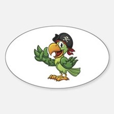 Pirate-Parrot Decal