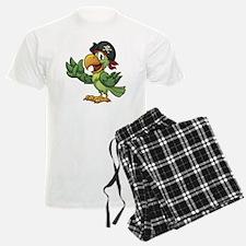 Pirate-Parrot Pajamas