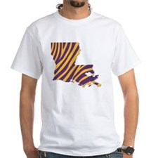 Louisiana Tiger Stripes Shirt