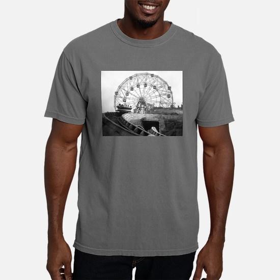 Coney Island Amusement Rides 1826612 T-Shirt