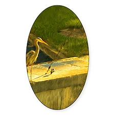 Pelican Fishing Decal