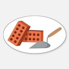 Brick Masonry Decal