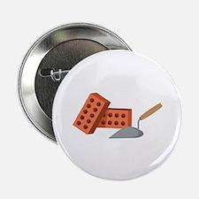"""Brick Masonry 2.25"""" Button (10 pack)"""