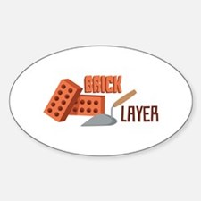 Brick Layer Decal