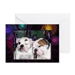 Bulldog Greeting (Pk of 10)