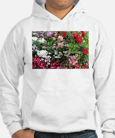Flowers in bloom, Anchorage, Ala Hoodie
