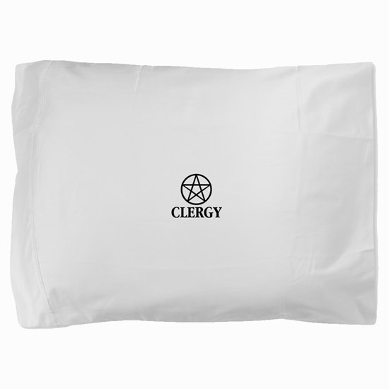 Wicca Clergy Pillow Sham