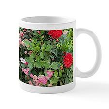 Flowers in bloom, Anchorage, Alaska, USA 3 Mugs