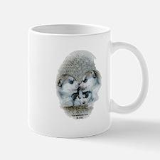 Siberian Husky Pup Trio Mug