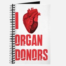 I love organ donors Journal