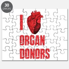 I love organ donors Puzzle