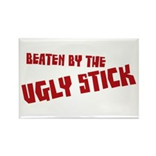 Ugly Stick Rectangle Magnet (100 pack)