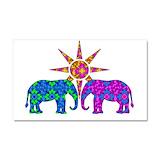 """Elephant 12"""" x 20"""""""