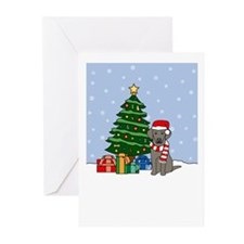 Weim Season's Best Greeting Cards (Pk of 20)