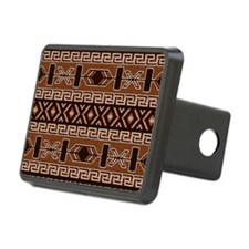 Brown And Tan Aztec Patter Hitch Cover
