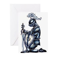KnightColor Greeting Cards