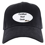 """Certified Reef Geek"" Cap"