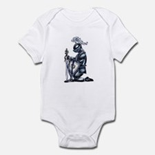Cute Knight Infant Bodysuit
