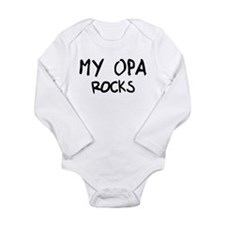 Cute Family members Long Sleeve Infant Bodysuit