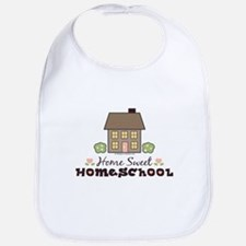 Home Sweet Homeschool Bib