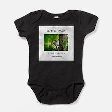 Cardinal Totem Gifts Baby Bodysuit