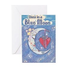 Funny Heart Greeting Card
