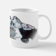 A Quintet of Sibe Pups Mug