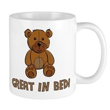Great in bed Mugs