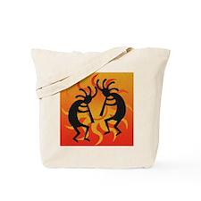 Southwest Desiign Kokopelli Tote Bag