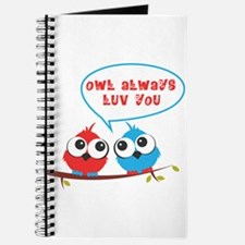 Owl always luv you Journal