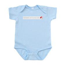 Unique Orienteering Infant Bodysuit