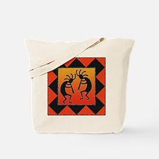 Southwest Design Kokopelli Tote Bag