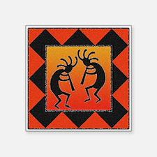 Southwest Design Kokopelli Sticker