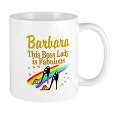 CUSTOM BOSS LADY Mug