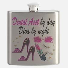 CHIC DENTAL ASST Flask