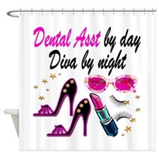 CHIC DENTAL ASST Shower Curtain