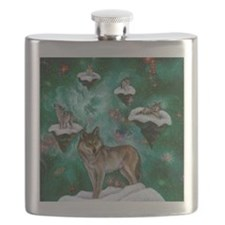 Star Pack Flask
