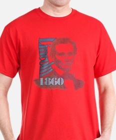 Lincoln 1860 T-Shirt