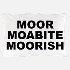 Moor Moabite Moorish Pillow Case