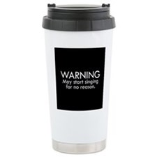 Unique Drama Travel Mug