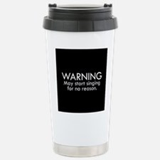 Cool Singing Travel Mug