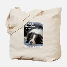 Border Collie-3 Tote Bag