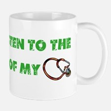 Stethoscope Music Mugs
