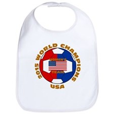 2015 World Champions Bib